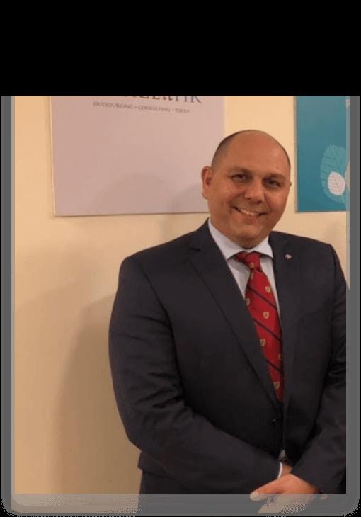karim mubarak sourceithr managing partner